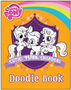 brony.com doodles book