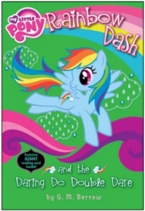 My Little Pony: Rainbow Dash and the Daring Do Double Dare: Coming Jan. 2014