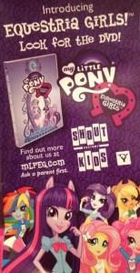 Equestria Girls comes to DVD brony.com