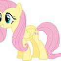 My Little Pony Fluttershy And The Fine Fury Friends Fair