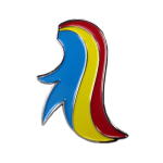 brony power anti bullying support pin