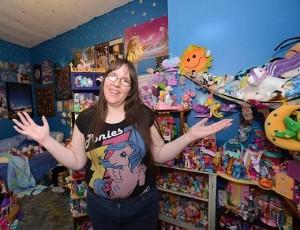 Elaine Morris Brony.com Profile
