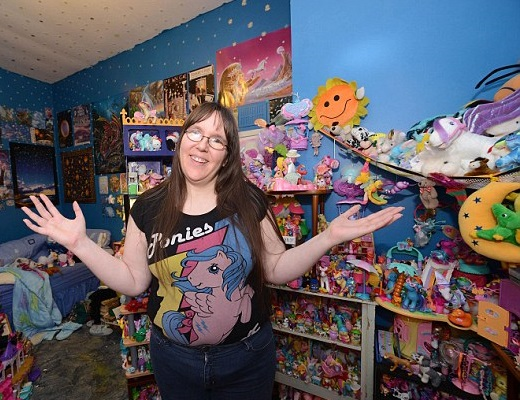 Woman Showcases Her 40 000 Dollar My Little Pony