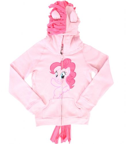 my little pony mlp pinkie pie youth costume hoodie sweatshirt
