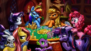 my-little-pony-poker