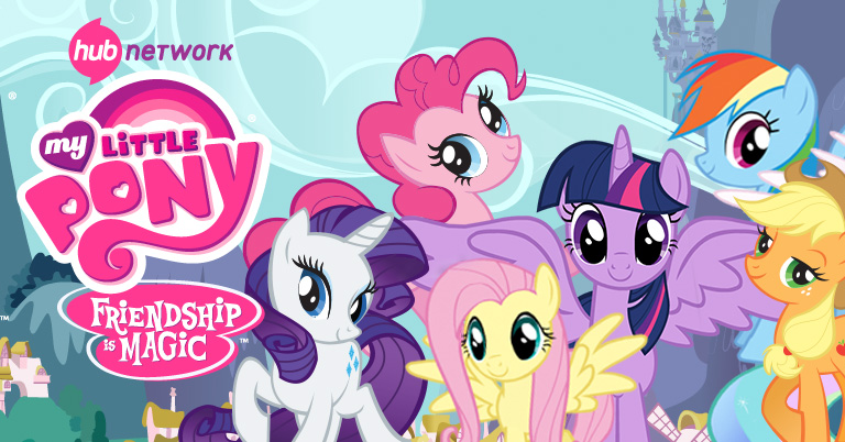 ... episode of my little pony friendship is magic on the hub over the last