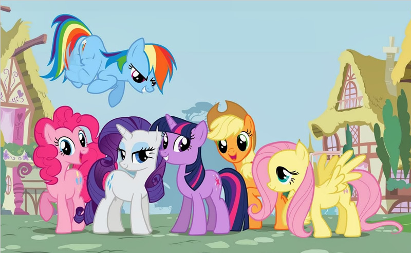 My Little Pony Cast | MLP Characters