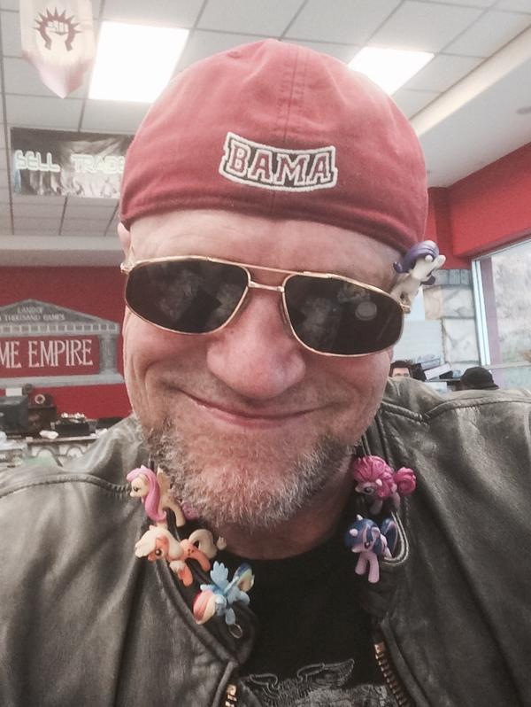 Amcs The Walking Dead Actor Michael Rooker Heads The Way Of The