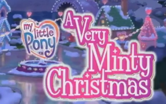 Mlp Christmas.Discovery Family To Air Mlp A Very Minty Christmas This