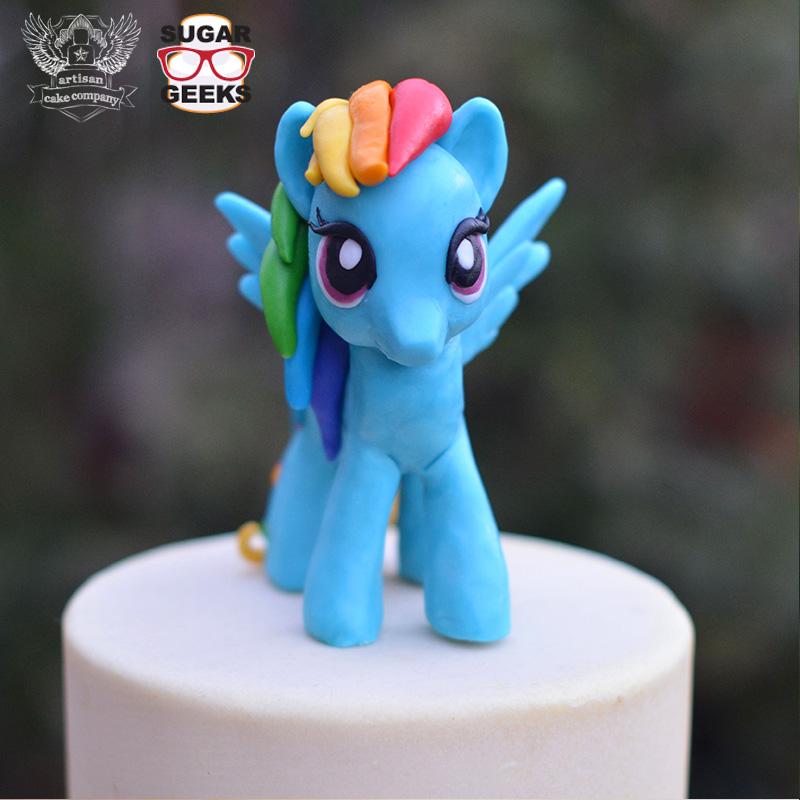 Oregon Cake Rainbow