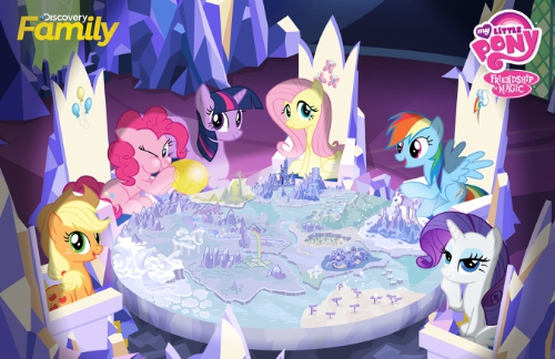 Discovery Family My Little Pony