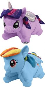 my little pony pillow pets cj products june 2015