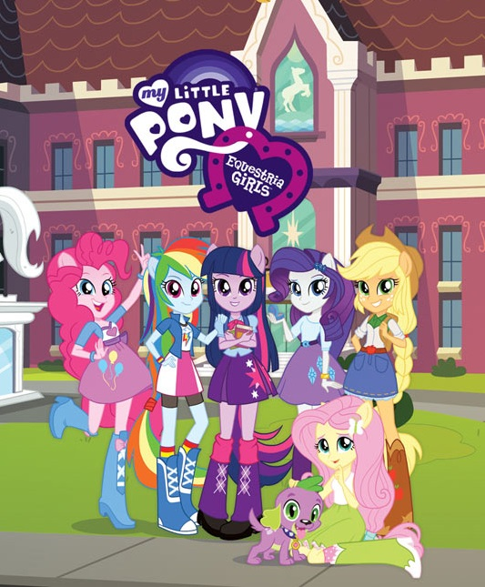My Little Pony Equestria Girls Tell All 14 by piscacho on