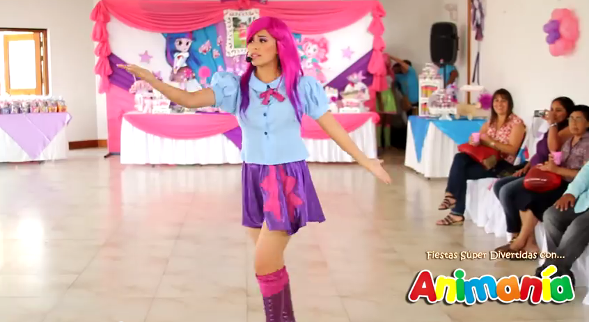 My Little Pony Equestrial Girls Peru Live-Action Show