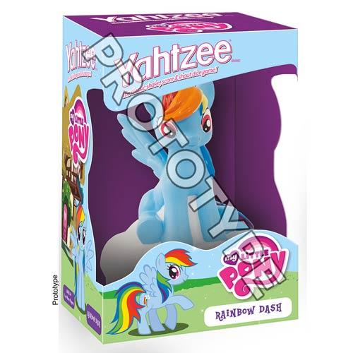 Rainbow Dash Yahtzee