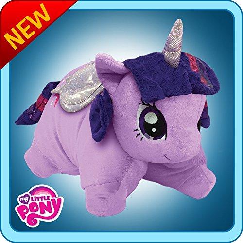 my little pony pillow pet twilight sparkle and rainbow dash