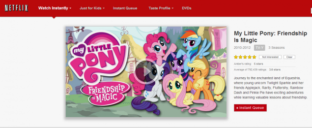 My Little Pony becomes available in netflix australia