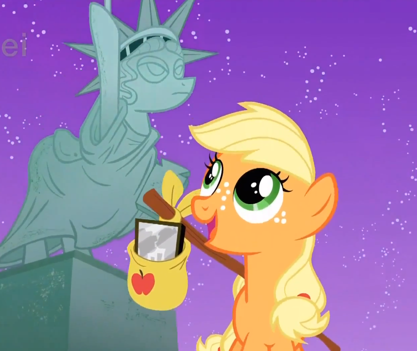 my little pony sesason 5 episode 26 made in manehattan