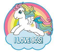 My Little Pony 80s