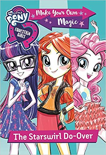 8d72c52ff99c EQG  Make Your Own Magic  Starswirl Book Coming in Early  19
