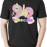 Hardcore T-Shirt 1st Place My Little Pony T-Shirt Contest Winner