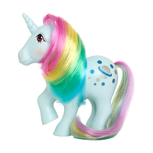 c87af547f The 35th Anniversary G1 My Little Pony Figure Set Is Really Awesome ...